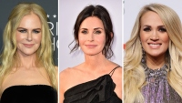 Nicole Kidman Courteney Cox Carrie Underwood
