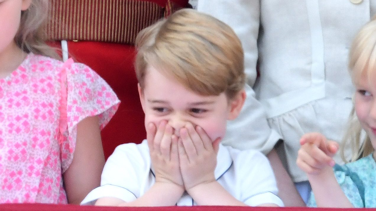 Prince George's Nickname at School Is the Cutest Thing We've Ever Heard