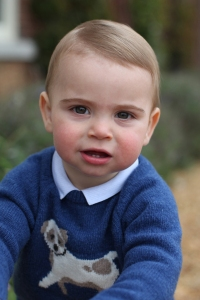 Prince-Louis-1st-birthday