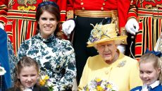 Princess Eugenie Queen Elizabeth