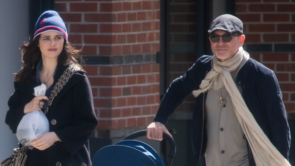 EXCLUSIVE: Daniel Craig and Rachel Weisz spotted running errands together in NYC