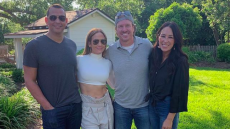 Alex Rodriguez Jennifer Lopez Chip Joanna Gaines