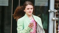 Suri Cruise 13th Birthday