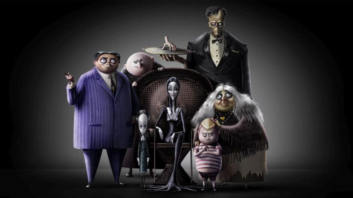 The Addams Family Trailer Your First Look At The 2019 Animated Film