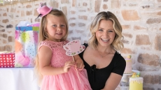 Beverley Mitchell and Husband Michael Cameron celebrate daughter Kenzie's 6th birthday