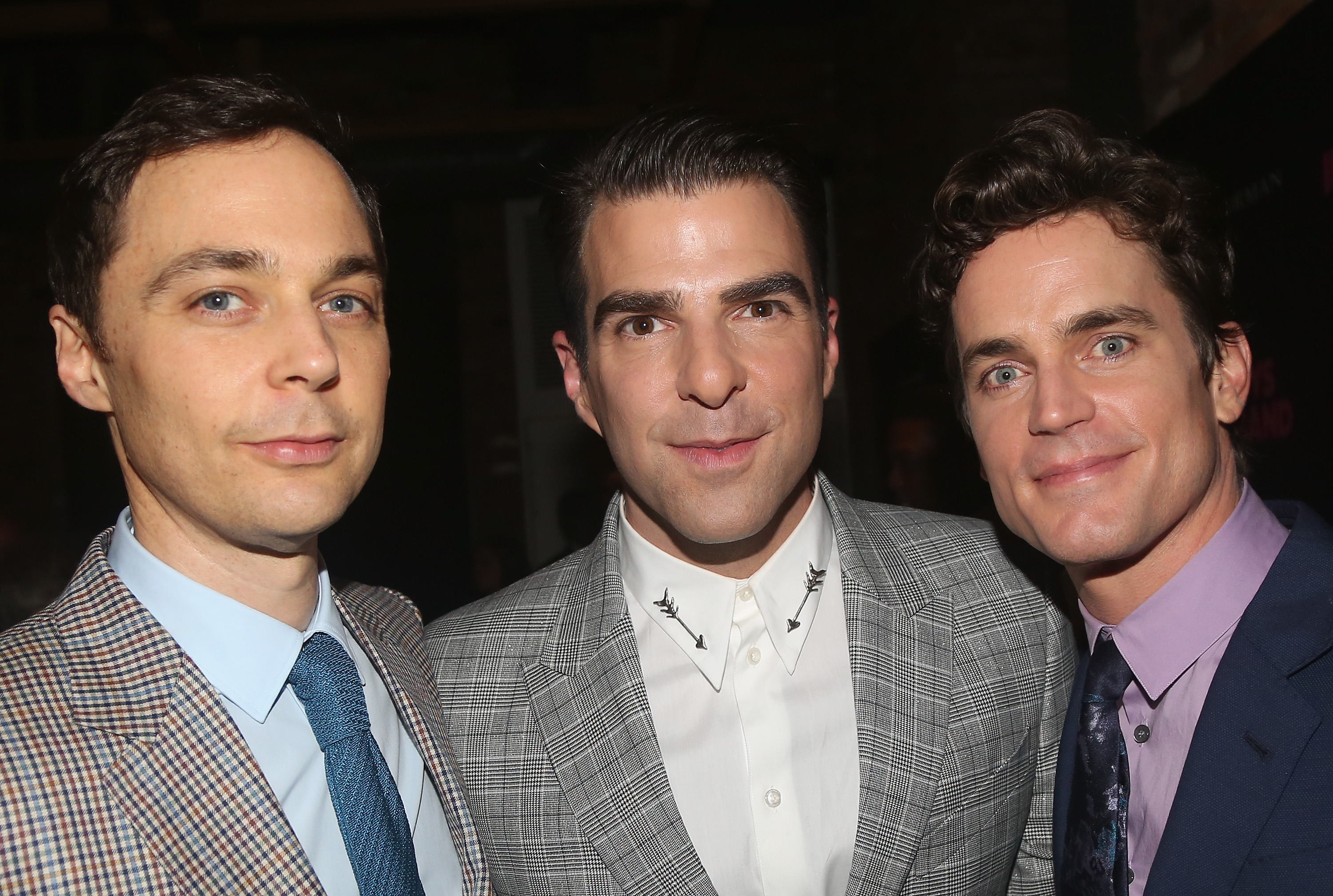 Jim Parsons Leads the Broadway Cast of 'The Boys in the Band' in a Netflix Film Adaptation