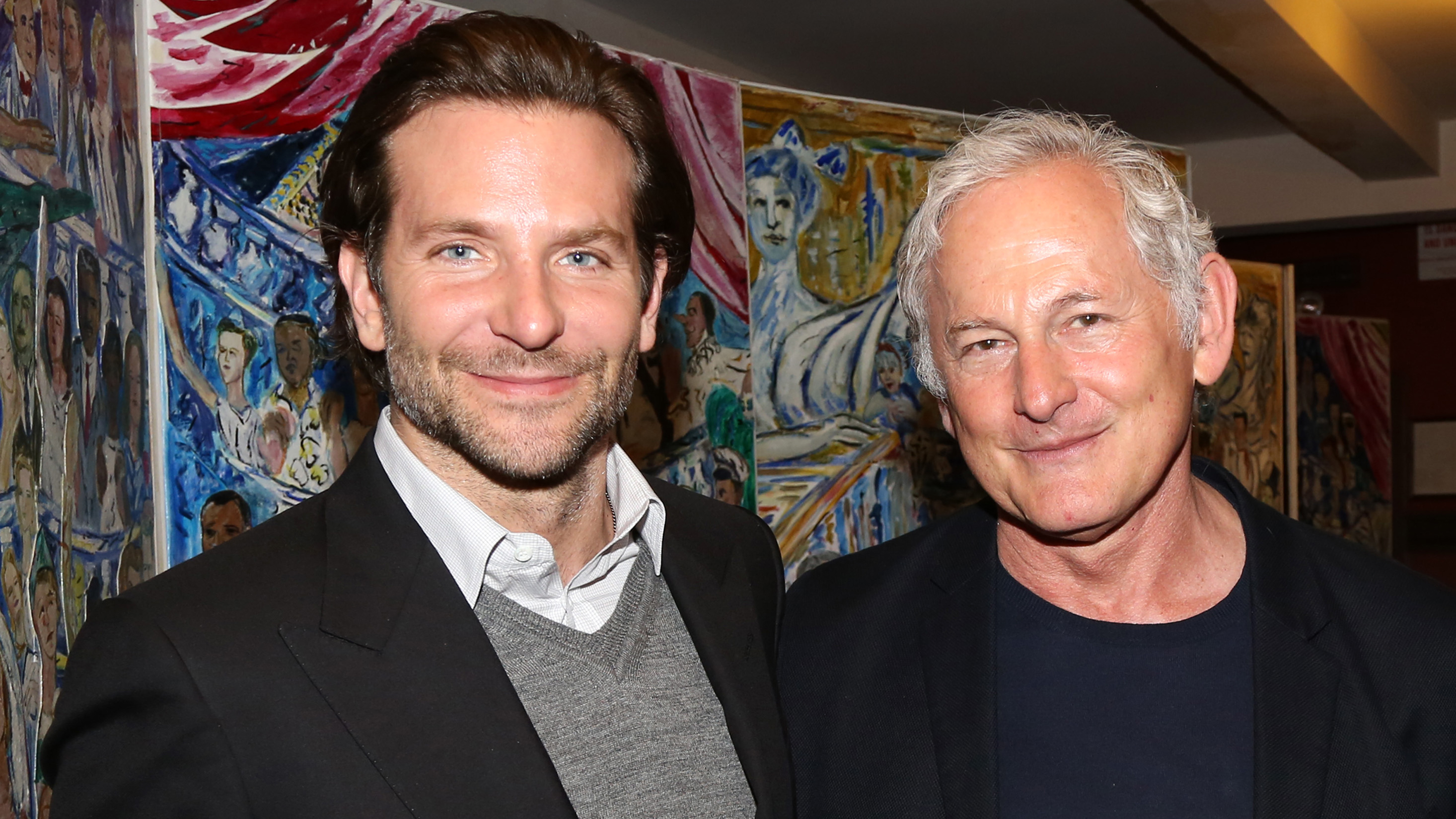 Inside Bradley Cooper's 'Intense Bond' With Former 'Alias' Costar Victor Garber (Exclusive)