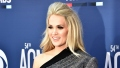 Carrie Underwood attend the 54th Academy Of Country Music Awards at MGM Grand Hotel & Casino
