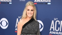 carrie-underwood-2019-acms-red-carpet-black-silver-gown