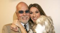 Rene Angelil and Celine Dion, winner of the Diamond Award