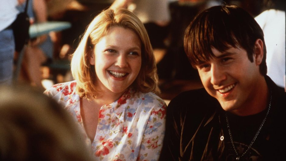 Drew Barrymore David Arquette Never Been Kissed