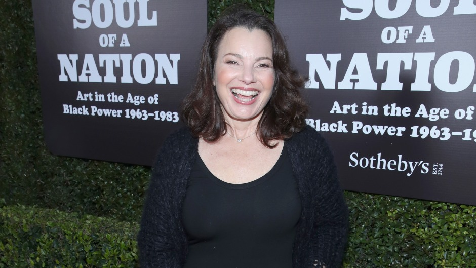 Fran Drescher attends The Broad Museum celebration for the opening of Soul Of A Nation: Art in the Age of Black Power 1963-1983 Art Exhibition