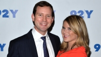Jenna Bush Hager and Henry Hager