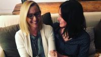 Lisa Kudrow Courteney Cox 'Friends' Reunion