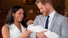 Meghan Markle baby first interview Prince Harry