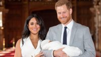 Meghan Markle Baby First Photo Prince Harry
