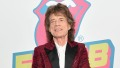 Mick Jagger of The Rolling Stones attends The Rolling Stones celebrate the North American debut of Exhibitionism at Industria in the West Village