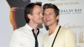neil-patrick-harris-david-burtka-michael-jackson-cirque-de-soleil-world-premiere