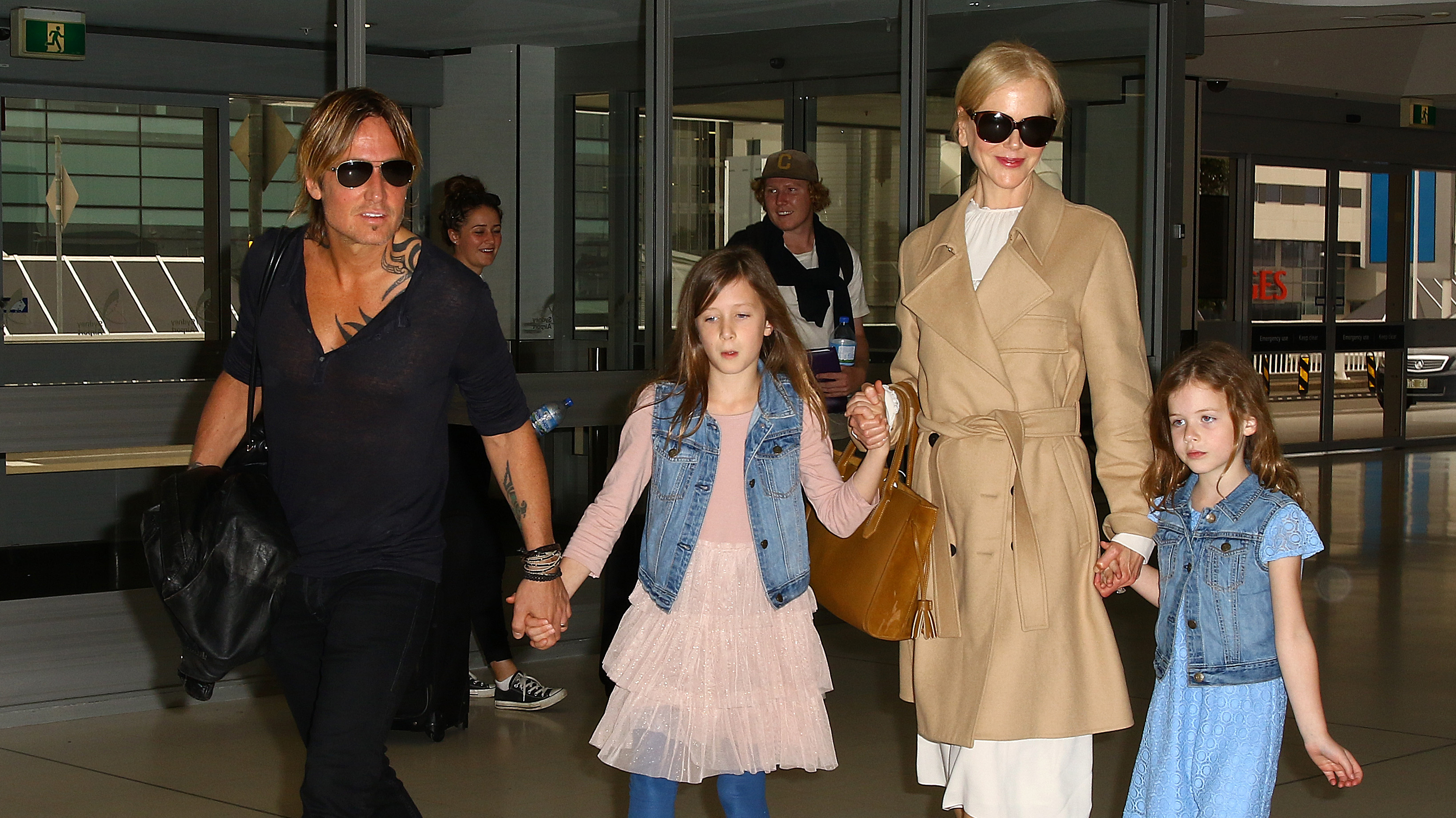 Nicole Kidman From Keith Urban: Simon Cowell, Meghan, Duchess