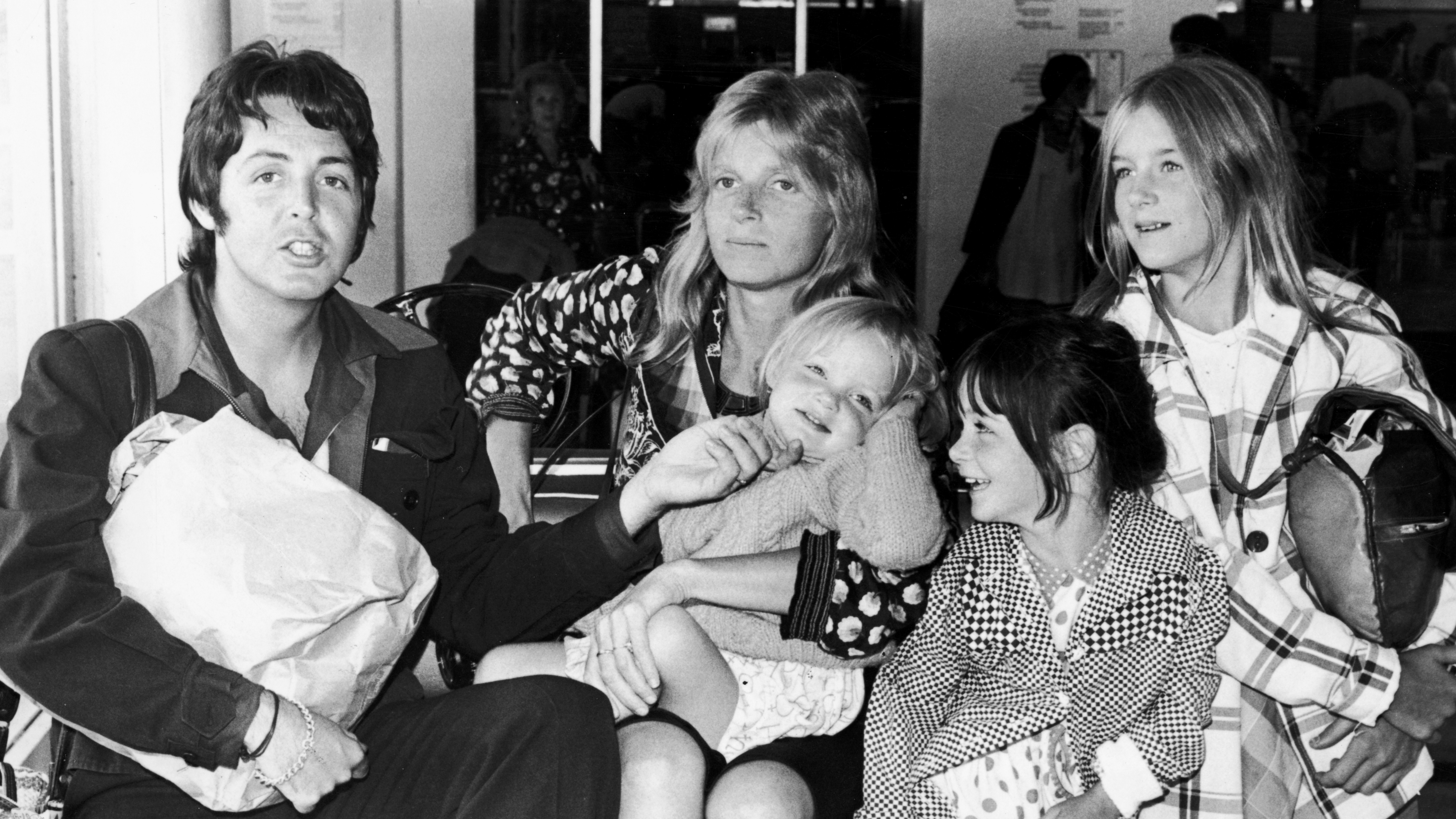 Paul Mccartney S Children Meet Beatles Singer S 4 Daughters And 1 Son