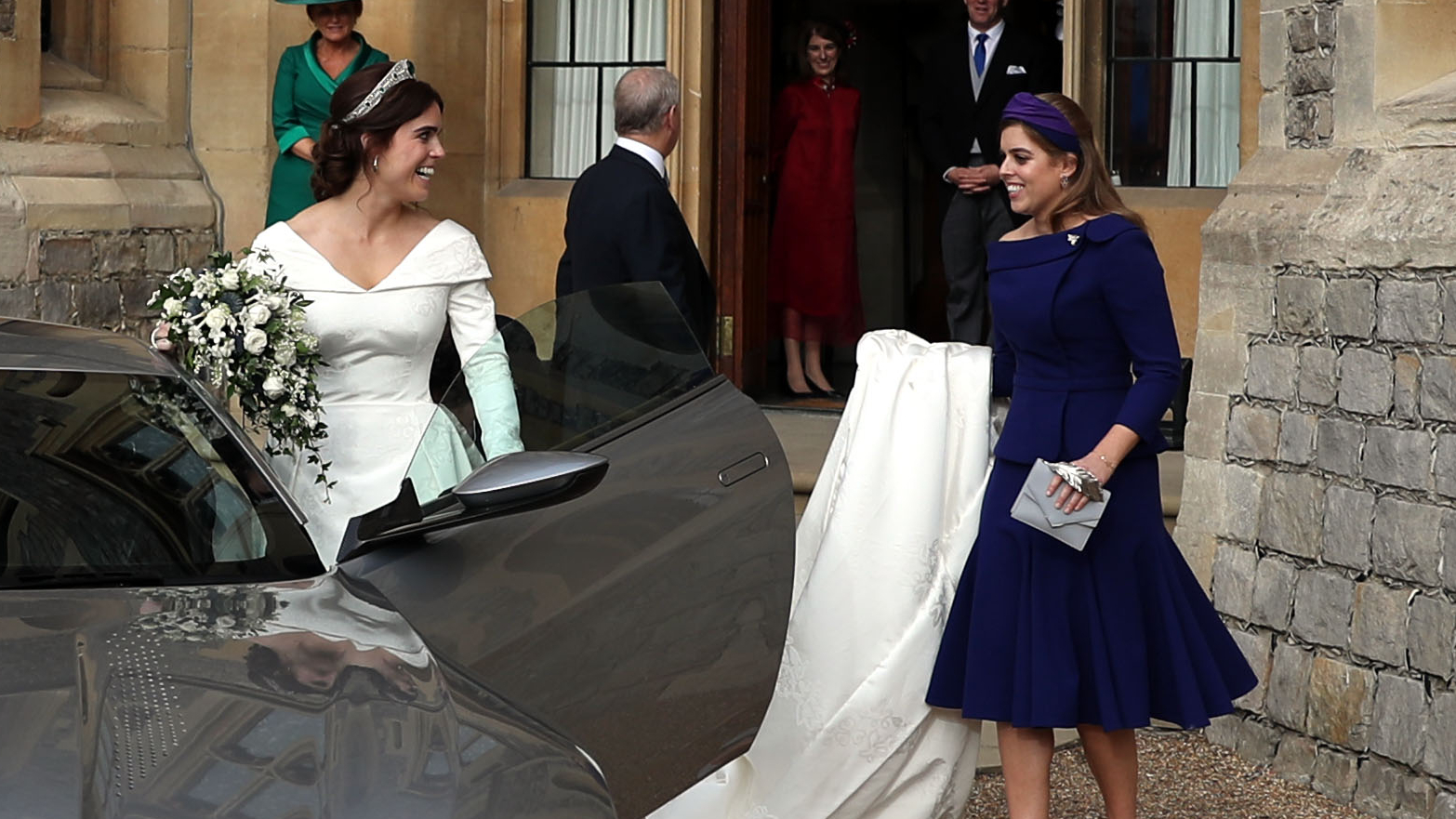 Princess Eugenie Celebrates Sister Beatrice On National Sibling Day