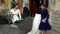 Princess Eugenie Shares Sweet Throwback Pic from her royal wedding With Sister Beatrice in Honor of National Sibling Day