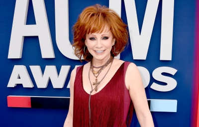 reba-mcentire-acm-awards-2019-red-gown