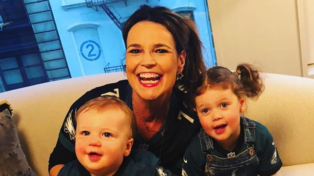 Savannah Guthrie Thought It Was Too Late To Have Kids In Her 40s