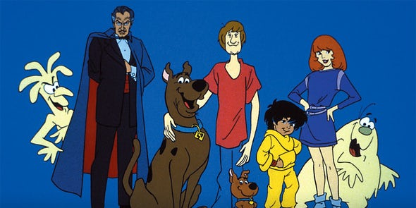 0adea00df 'Scooby-Doo: Where Are You' 50th Anniversary Behind-the-Scenes Look
