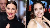 Angelina Jolie Charlize Theron