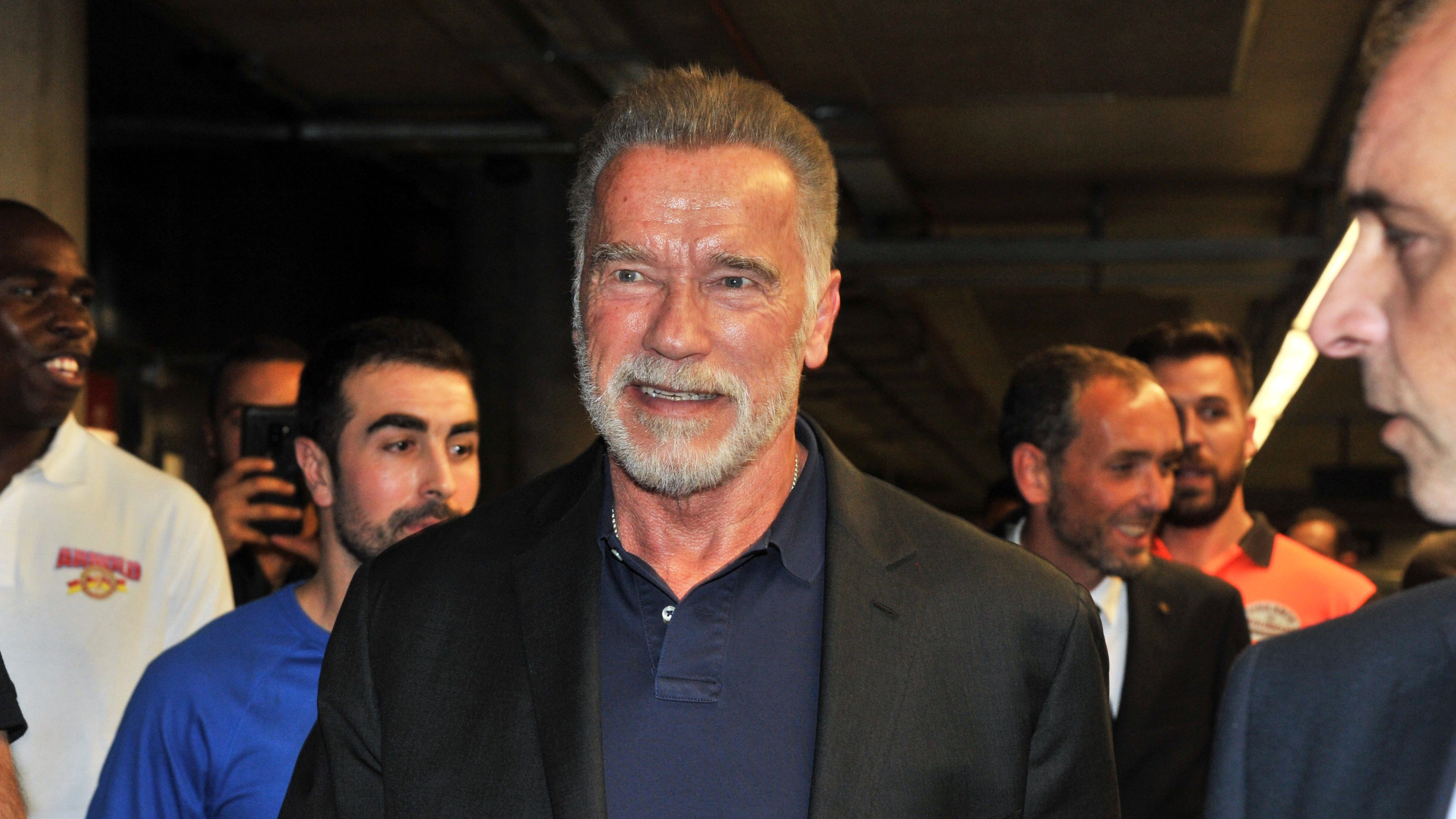 Arnold Schwarzenegger Speaks Out After Getting Attacked in South Africa: 'Thanks for Your Concern'