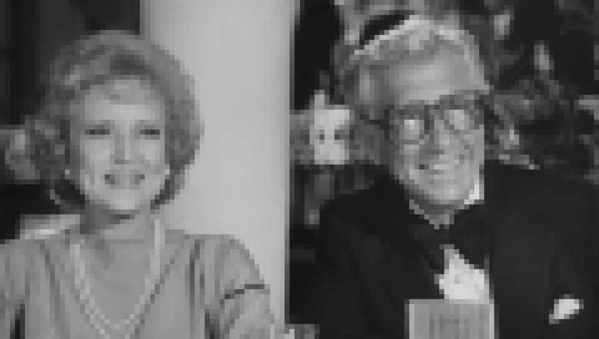 Betty White Allen Ludden