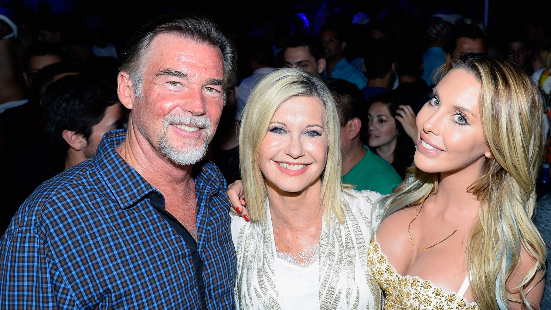 Olivia Newton John A Guide To The Grease Actress Family