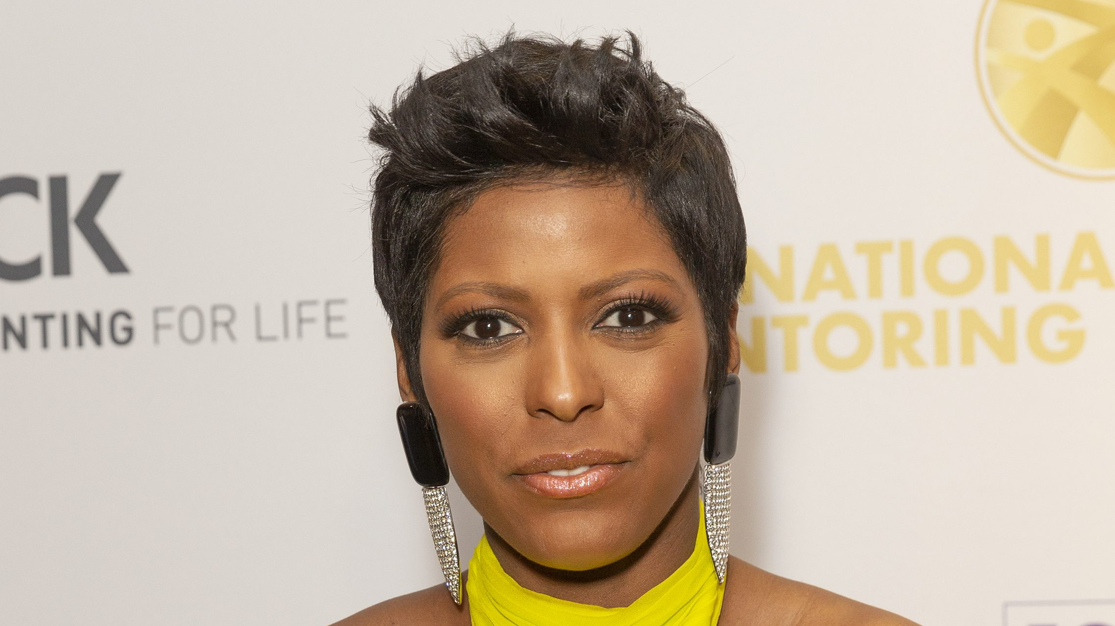 Tamron Hall Reveals How Leaving 'Today' Changed Everything: 'You've Got to Persevere'
