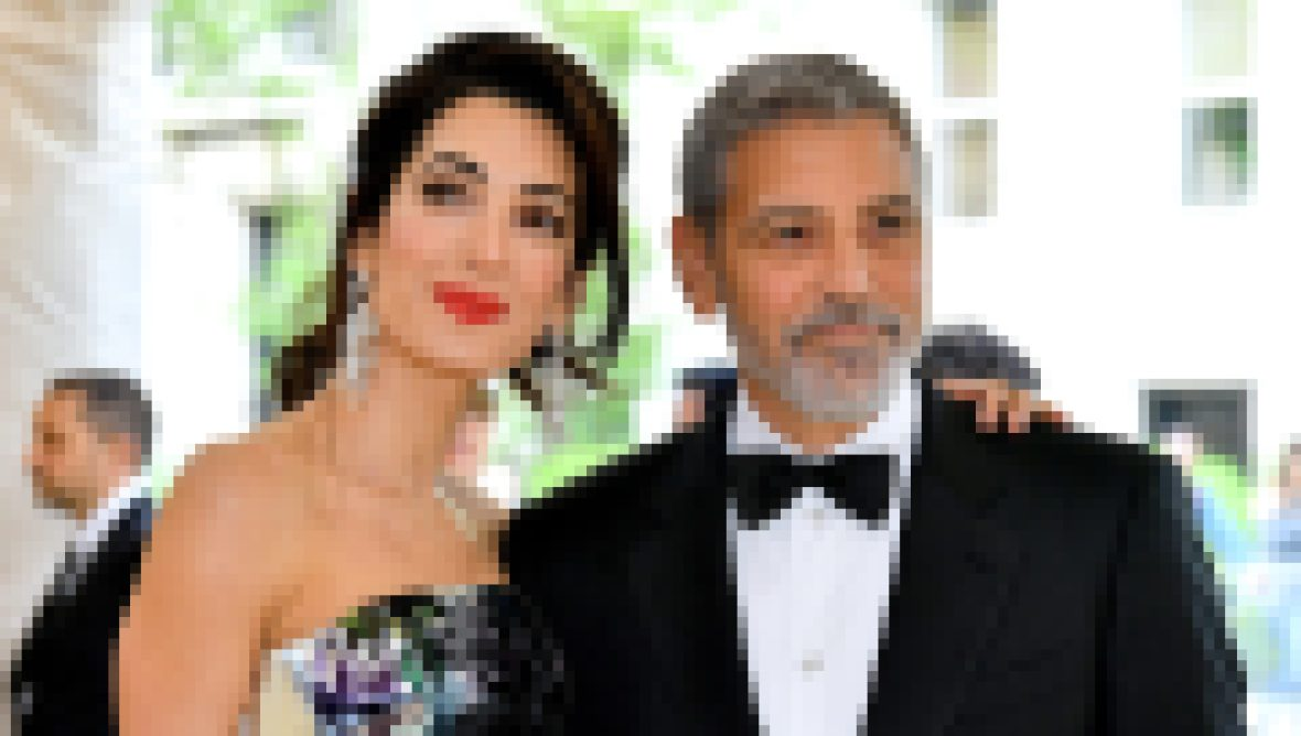 George Clooney Amal Clooney