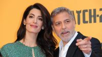 George Amal Clooney