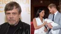 Mark Hamill Prince Harry Meghan Markle