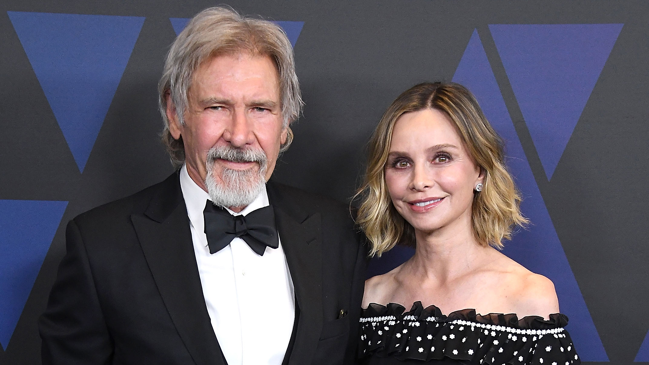 Harrison Ford and Calista Flockhart: How Their Marriage Works | harrison ford age