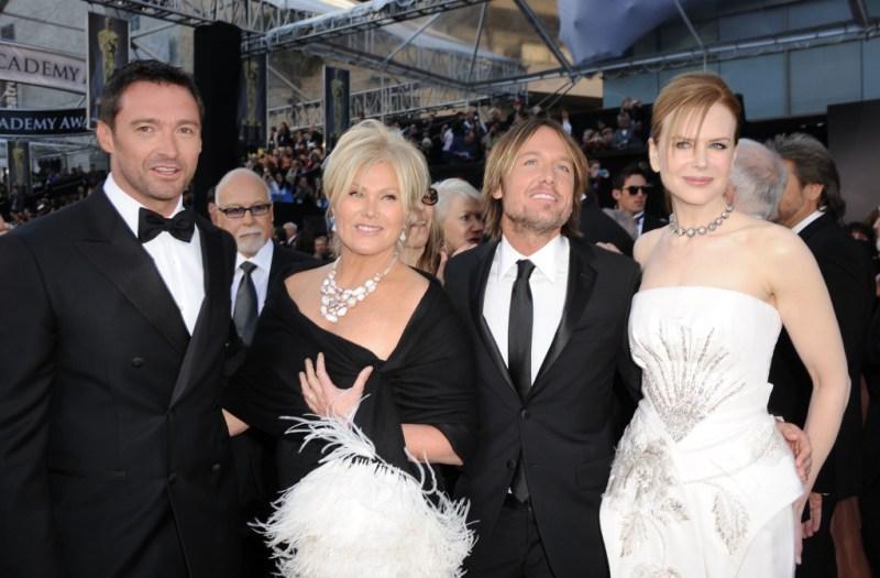 Hugh Jackman Nicole Kidman