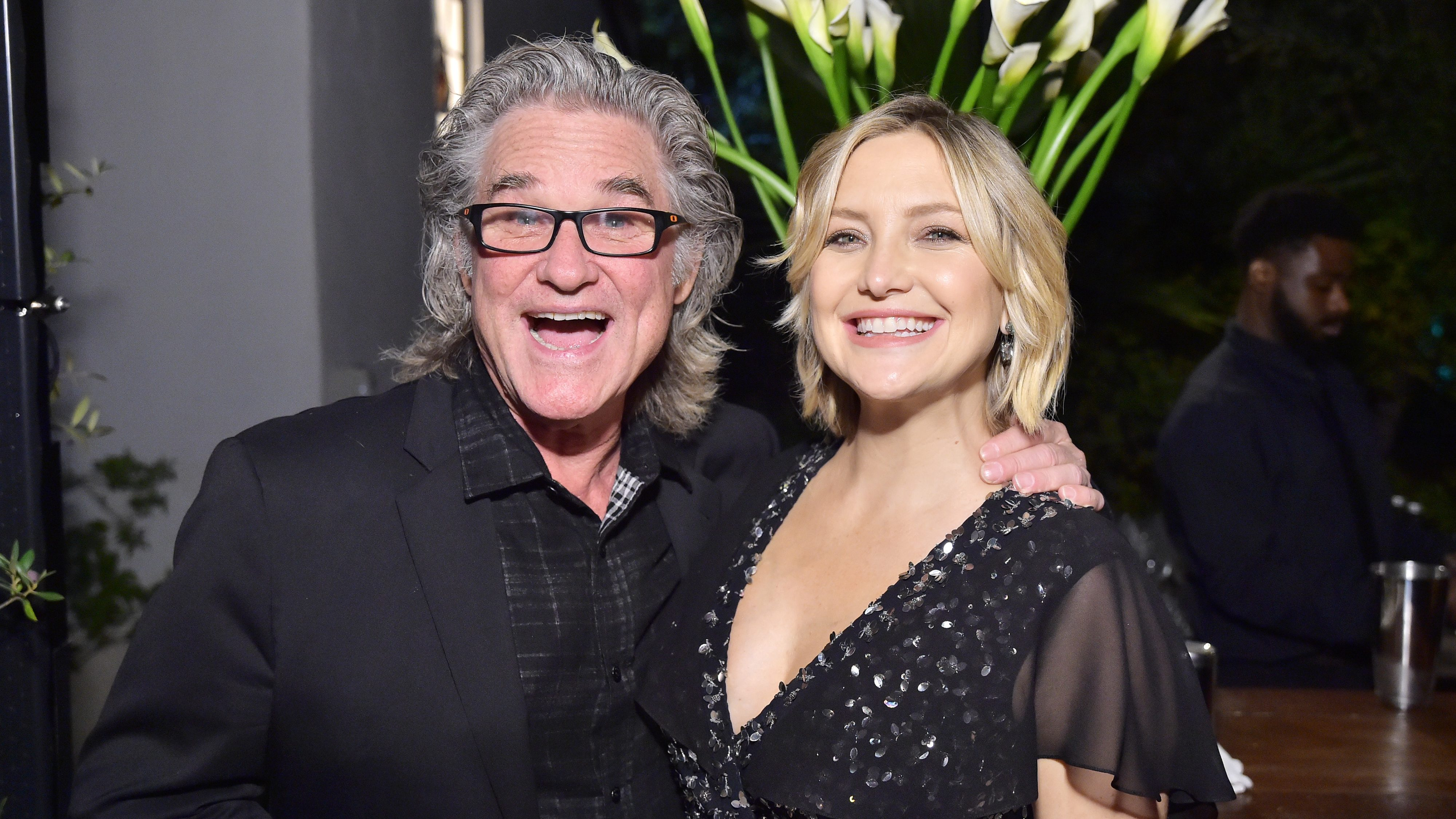 ExclusiveInside Kate Hudson's Kids' Special Bond With Step-Grandfather Kurt Russell