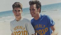 Luke Perry Brian Austin Green