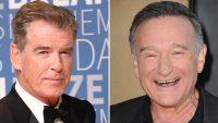 Robin Williams Pierce Brosnan