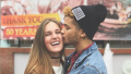 Jordan Fisher and Ellie Woods