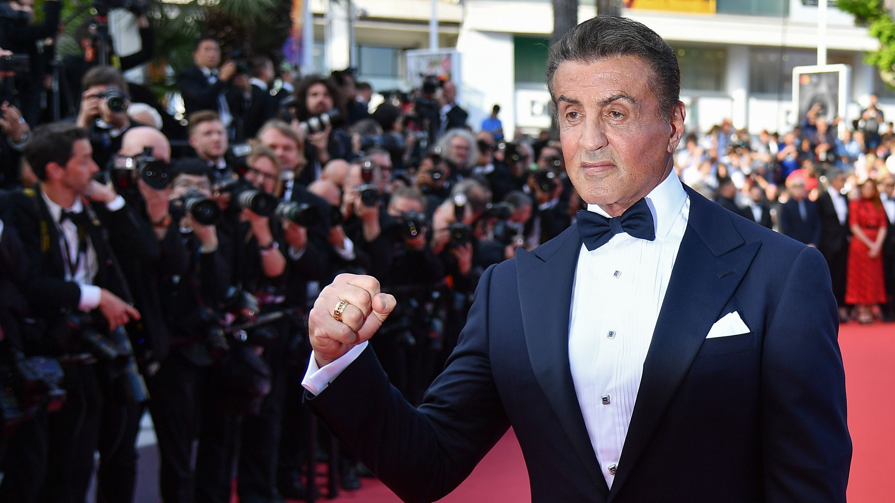 Sylvester Stallone Has a 'Great Idea' for Another 'Rocky' Film About Immigration: 'It Would Be Phenomenal'