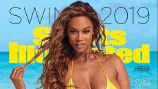 Tyra Banks Sports Illustrated Swimsuit Issue 2019