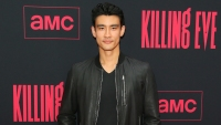 Alex Landi at the 'Killing Eve' premiere