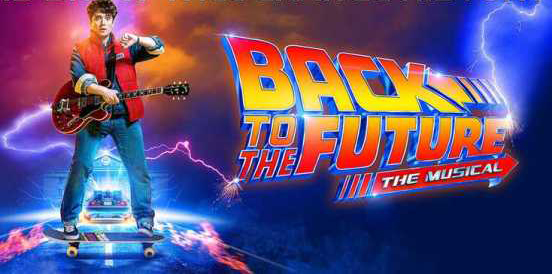 Great Scott! There's a 'Back to the Future' Musical on the Way — It's Just a Matter of Time