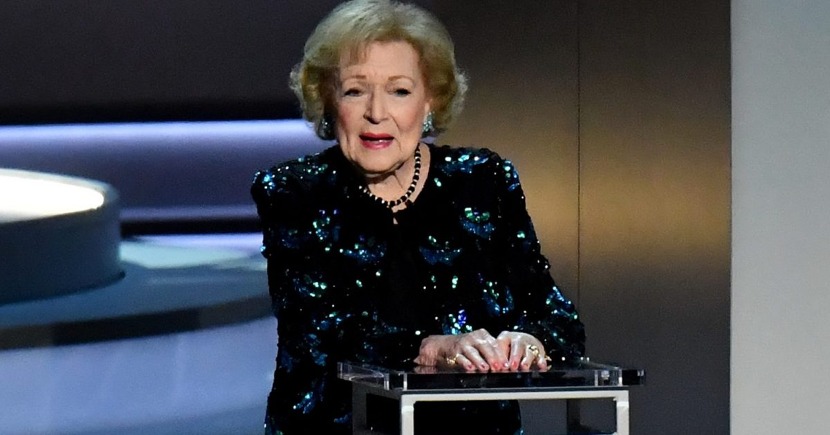 79aa077b2 ExclusiveBetty White, 97, Is 'Still Quite Active' and Is Basically Living  the Dream Life