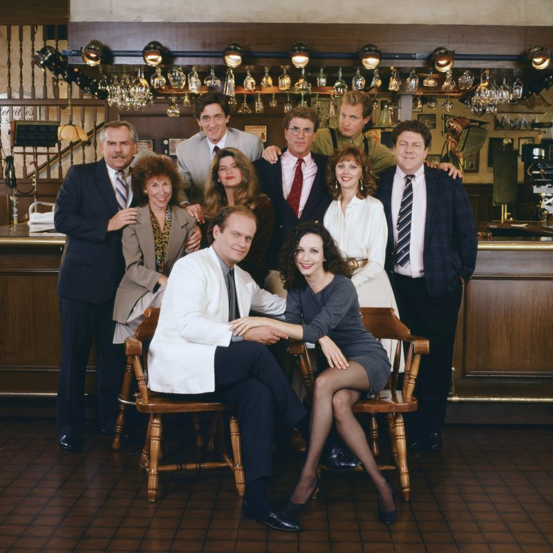 'Cheers' cast