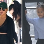 Chrissy Teigen spotted in New York with daughter Luna